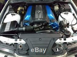 Oil Pan KIT v8 M60/M62/S62 similar to ALPINA swap in BMW E36/E46/Z3 rev 2019 TOP