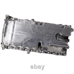 Oil Sump Pan for Volvo C30 C70 V50 S40 S40 2.4 L5 30777739, 30777912, 8692614
