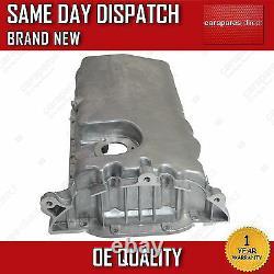 Oil Sump VW Golf Mk4 1998-2006 1.9TDi Diesel Alloy Engine Pan With Sensor Hole