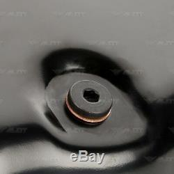 Ölwanne Ablassschraube Dichtring für BMW 3er E46 E90 E91 ohne Ölmessstab Bohrung