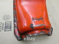 Original GM 1969 Big Chevy 427 L88 ZL1 Super Duty Deep Sump Oil Pan 3879633
