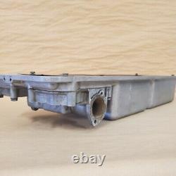 Original Jaguar XKE E-Type V12 Series 3 Oil Sump Pan and Oil Baffle C33863 A OEM