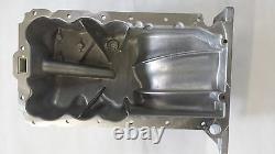 Original Vauxhall Corsa D Meriva 1.2 1.4 Petrol Oil Sump Pan 55562729