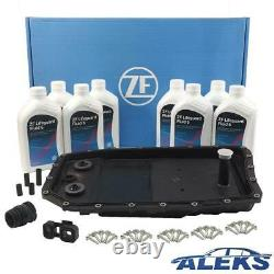Original Zf Oil Sump Set GA6HP26Z 6HP26 Automatic Gearbox + 8 Litre Incl Sleeves