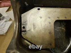 Renault 5 Gt Turbo Used Phase 1 Baffled Sump Baffle Plate Oil Pan