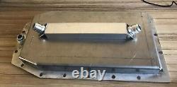 SAAB 900 9000 B204 FLANGE OIL PAN Aluminium B234 RWD Dry Sump Kit CONVERSION