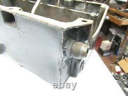 STAINLESS STEEL DRY SUMP OIL PAN WithOILERS SB CHEVY SB2 IMCA UMP MOROSO