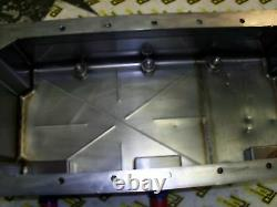 Small Block Chevy Dry Sump Oil Pan 3 Scavage Pro Type