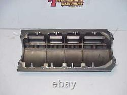 Stainless Steel Dry Sump Oil Pan for SB2.2 Chevy with Oiler Jets & Rails NASCAR