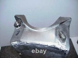 Stainless Steel Dry Sump SB Chevy Oil Pan with Oiler Jets From a Hendrick SB2.2