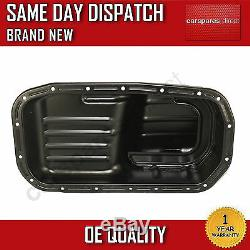 Steel Oil Sump Pan Fit For A Kia Rio Mk2 1.4, 1.6 2005-on Brand New