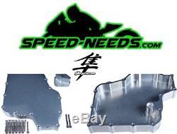 Suzuki Hayabusa Gsx1300r 1.5 Low Profile Billet Oil Pan & Pickup Drag Racing