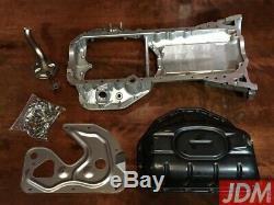 Toyota 1jz-gte & 2jz-gte Front Sump Oil Pan / 1jzgte & 2jzgte 12111-46111
