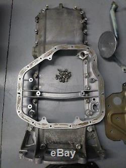 Toyota 2JZ Rear Sump Oil Pan 2JZGE 2JZGTE Supra Racing