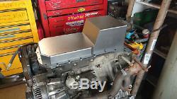 Toyota Lexus 1uz 1uzfe 2uz 3uz rear sump oil pan aluminum builder kit