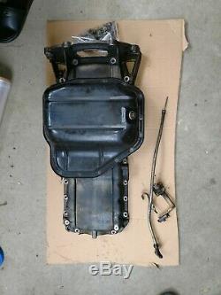 Toyota Supra/ Lexus 2jz gte ge 1jz ge gte Rear Sump Oil Pans