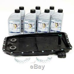 Trcuktec Complete Set Gearbox Automatic Gearbox Oil Service for BMW 6HP26