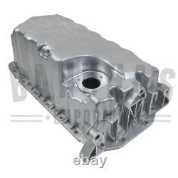 VW Transporter T5 2003-2015 1.9 TDI 2.0 Aluminium Engine Oil Sump Pan New