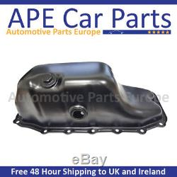 Vauxhall Astra H, Agila, Combo, Corsa C/D, Meriva, Tigra 1.3 Oil Sump Pan 93177276