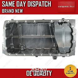 Volvo S40 / V50 / V70 / C30 / C70 / S80 2.0 D 20042015 Brand New Oil Sump Pan