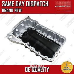 Vw Beetle 1.8 T 19992010 Aluminium Oil Sump Pan 06a 103 601ap Brand New