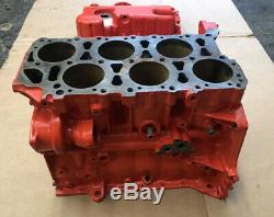 Vw Golf Mk4 2.8 V6 4motion Engine Block, Rocker Cover & Oil Sump Pan Powder Coat