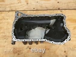 Vw Golf R32, Audi Tt Mk2 8j 3.2 V6 Quattro Oil Sump Pan Bub Genuine 022103603l