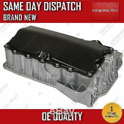 Vw New Beetle / New Beetle Convertible 2.0 Oil Sump Pan 19982010 Brand New