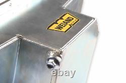 Weiand 5050WND Weiand Gen III Hemi Swap Oil Pan Mid-Sump Non-VVT