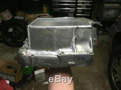 ZX12R cut low-profile 5 quart oil pan