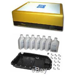 ZF комплект замены масла автоматическая коробка передач BMW 6HP19 6HP21 E81 E90 E91 E92 E60 E61