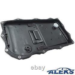 Zf Service Automatikwanne Oil Sump Filter Kit +10L + Plug For BMW X1 X3 X4 X5